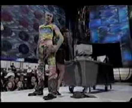 Justin Timberlake Slaps Sandra McCoy's Buttocks