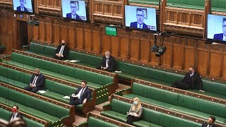 In full: MPs debate and vote to extend Universal Credit £20 uplift