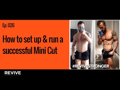 026: How to set up & run a successful Mini Cut