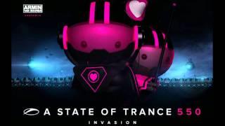 W&W - Invasion (ASOT 550 anthem) (Alex Oshean Re-worked)