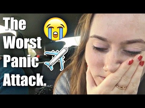 GERMANY TRAVEL VLOG (FAIL) - PANIC ATTACK ON PLANE!