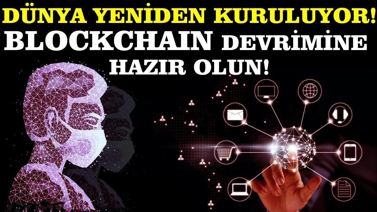 BLOCKCHAIN Nedir? Neden Önemli? | Hamza Yardımcıoğlu & Onur Altan Tan