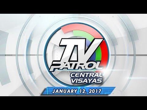 TV Patrol Central Visayas - Jan 12, 2017
