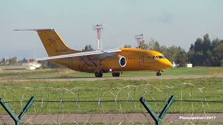 Antonov An-148 RA-61704 Saratov Airlines. Take-off from Domodedovo