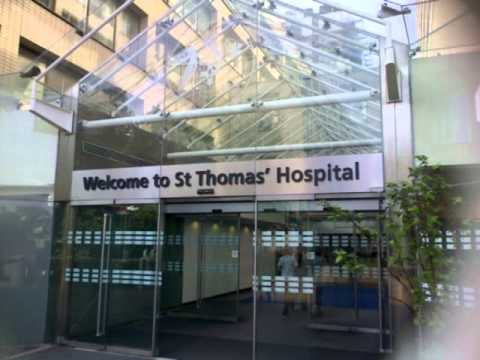 St Thomas Hospital London