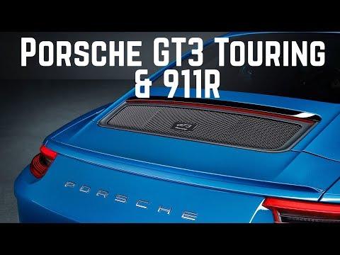 Porsche 911 GT3 Touring Package & 911R
