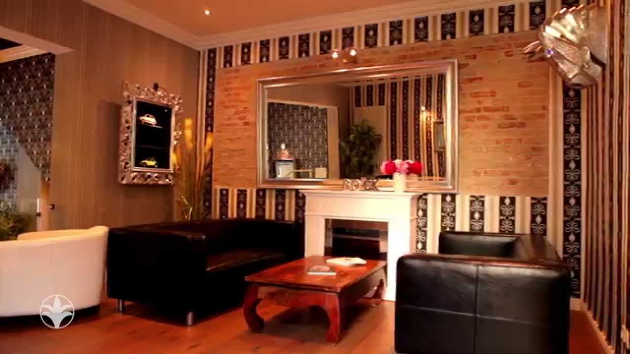 garden living boutique hotel berlin youtube. Black Bedroom Furniture Sets. Home Design Ideas