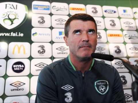 Ken Early upsets Roy Keane