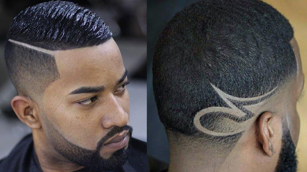 New Haircuts for Black Men 2017 l Black Men Haircuts Styles Black Men Hair Cuts  YouTube