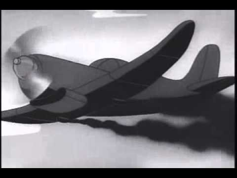 Private SNAFU - Gas (1944) - World War II Cartoon