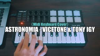 Download lagu DJ Peti Joget Astronomia Tik Tok Remix (Midi Keyboard Cover)