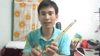 13. Kỹ thuật Láy Rền -- (Hướng dẫn thổi sáo 2015 - sáo trúc Cao Trí Minh)