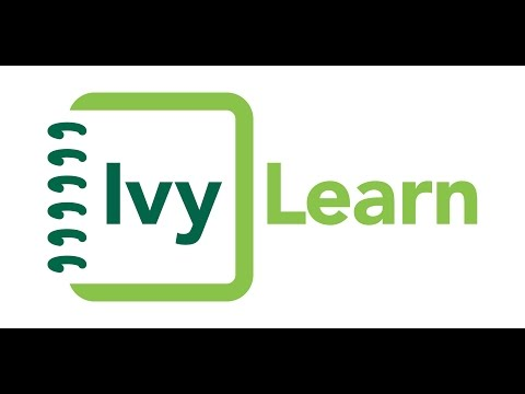IvyLearn  Transitioning Content for Course Mentors and Developers