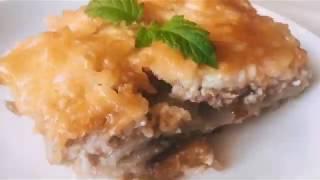 Картофель запеченный с фаршем и сыром | Вкусный ужин