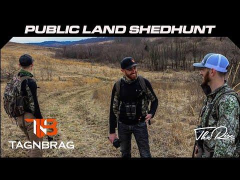 Shed Hunting Ohio Public Land