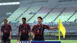 (PS2) J-League Winning Eleven 5 (2001) (pcsx2)