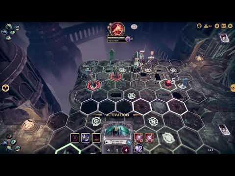 Warhammer Underworlds Online: Eyes of Nine Mirror Match 1 |