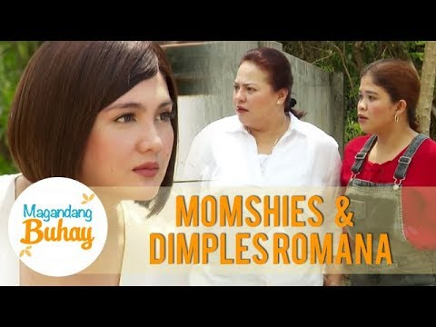 Momshie Karla and Melai meet Daniela Mondragon   Magandang Buhay