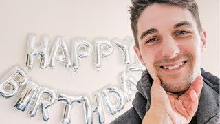 Surprising My Boyfriend for His 25th Birthday!