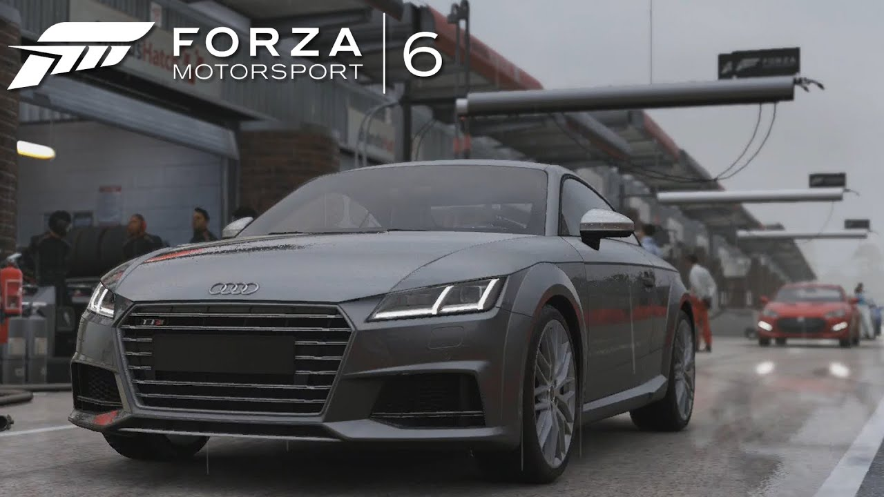 3d Skyrocket Live Wallpaper Forza Motorsport 6 Gameplay Rain Gameplay With Crazy