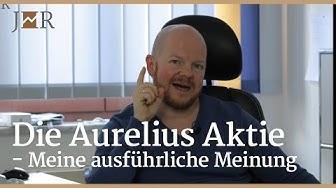 Die Aurelius Aktie - Meine ausführliche Meinung