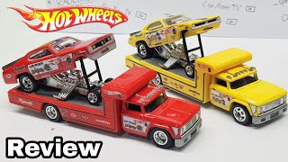 Snake And Mongoose Hot Wheels Team Transport Review