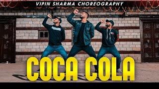 COCA COLA DANCE COVER- Luka Chuppi | Vipin Sharma Choreography |#TonyKakkar #NehaKakkar #CocacolaTu