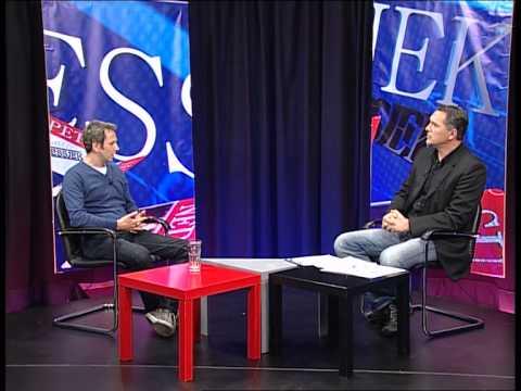 Kanal Ri - Pressjek - gost: Oliver Frljić (17.4.2014.)