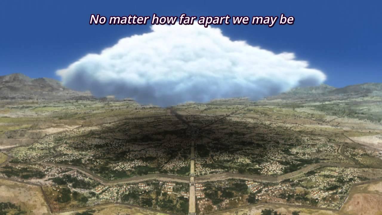 Seguim dins d'una Borrasca que està regant tota Espanya, en alguns casos, amb forta intensitat, tempestes i nevades a cotes relativament baixes. Justament a la costa de Barcelona i rodalies la pluja ha estat poc menys que ridícula. A Tiana hem recollit mig litre, la primera precipitació de l'any. Avui l'atmosfera segueix alterada i hem de tenir precaució amb les pluges, que podran ser fortes i acompanyades d'espectaculars tempestes. No seria d'estranyar alguna tromba marina o tornado com ja ha passat a Almeria. Soredemo Sekai wa Utsukushii, també conegut com The World Is Still Beautiful, és una sèrie de manga escrita per Dai Shiina, l'adaptació a l'animi de la qual va ser dirigida per Hajime Kamegaki.  La protagonista femenina és Nike Lemercier, la quarta hereva al tron del Ducat de la Pluja al poderós Regne del Sol. En el següent vídeo podrem veure uns quants fenòmens meteorològics acompanyats de la preciosa banda sonora d'aquesta pel·lícula anime cantada per Rena Maeda.