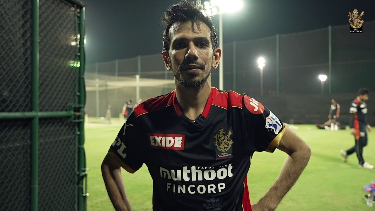 Download Yuzvendra Chahal and Glenn Maxwell join RCB Net Session   Bold Diaries IPL 2021