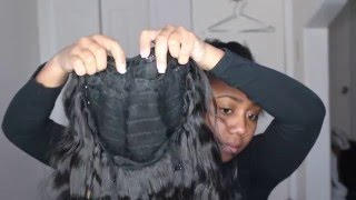 How To: Quick U-part Wig Install
