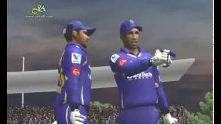 PEPSI IPL 6 Showtime Patch Gameplay Trailer