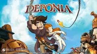 Deponia #1 : обучение, включение мозга и тупняк.
