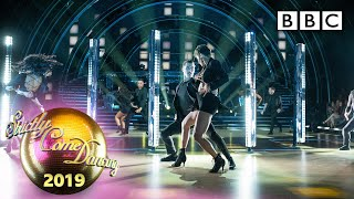 Strictly Pros' jaw-dropping opening routine! - Week 4 | BBC Strictly 2019