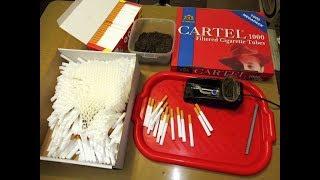 сигаретные Гильзы - цена и качество - где купить,как купить и почему