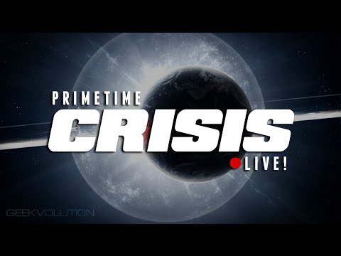 Prime Time Crisis LIVE (S2) Week 15: Arrow/Flash/Legends, X-Files, iZombie, Lucifer, Agent Carter