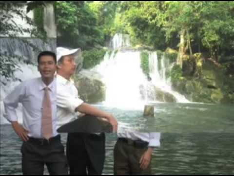 TAP DOAN QUOC TE TIENS HOI THAO TAI KHOANG XANH / T-10-2007