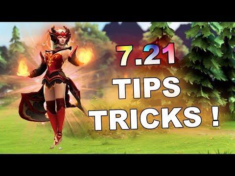7.21 NEW Dota 2 Tips and Tricks! thumbnail