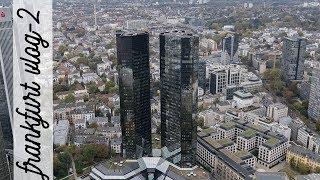 франкфурт: цены на жилье, веганские ботинки и азия