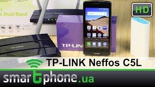 TP-LINK Neffos C5L - Обзор смартфона