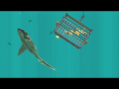 Hungry Shark Evolution: ELECTRO SHARK Android Gameplay #13