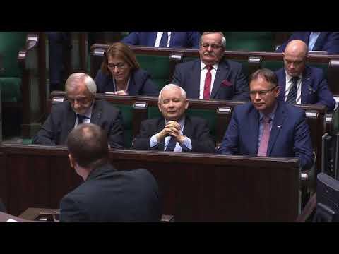 Paweł Kukiz - wystąpienie z 12 grudnia 2017 r.