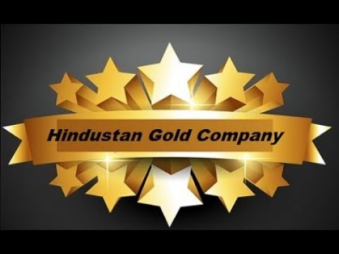 Hindustan Gold Company Making Gold Bars