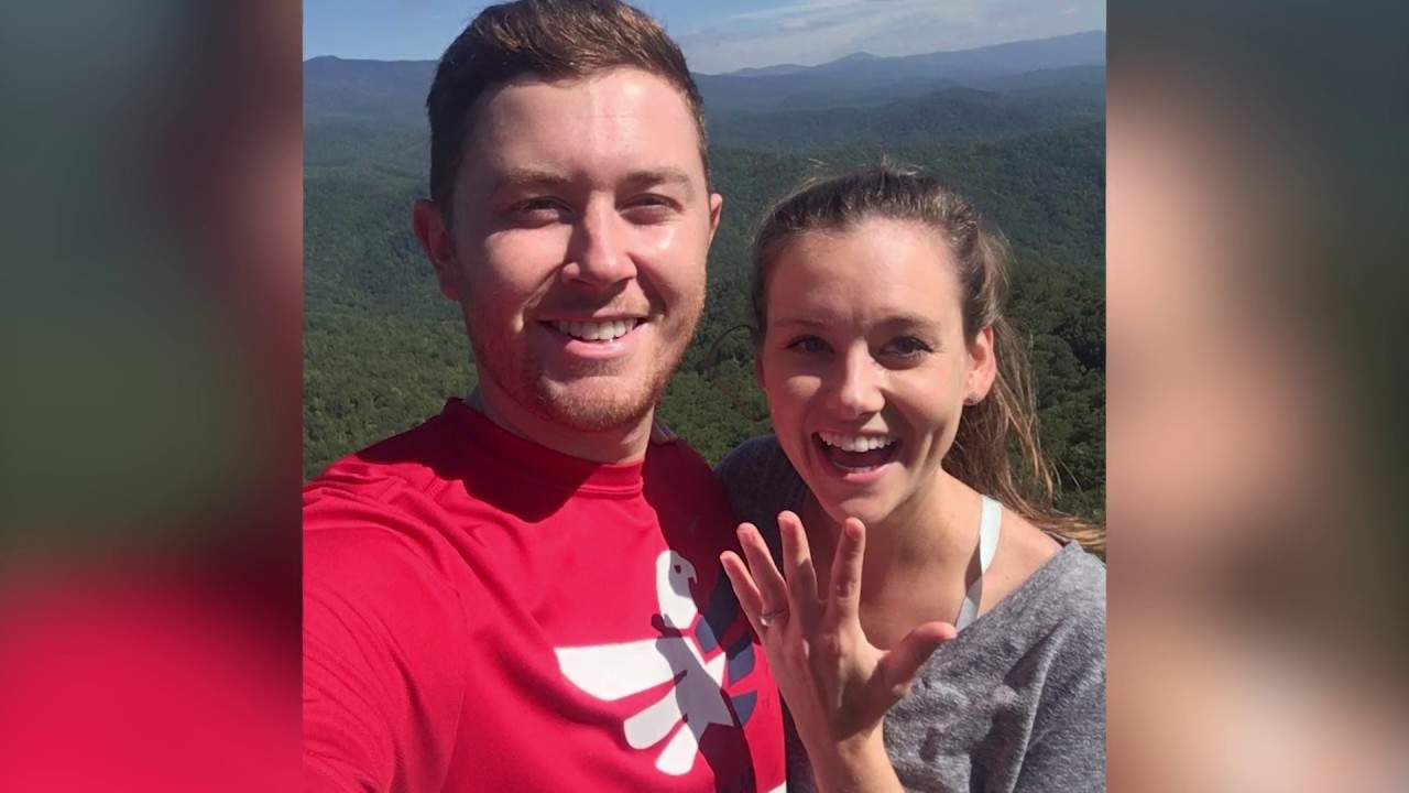 Who is scotty mccreery dating in Perth