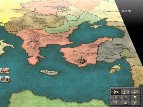 Srpsko Carstvo Serbian Empire Youtube