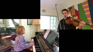 Rebecca Clarke Sonata for Viola and Piano, mvt  2