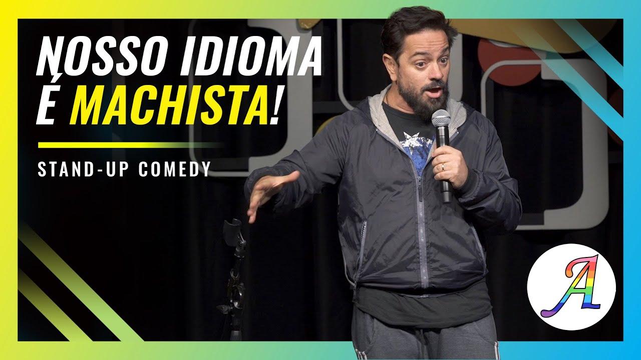 LINGUAGEM NEUTRA - ROGÉRIO VILELA | Stand up Comedy