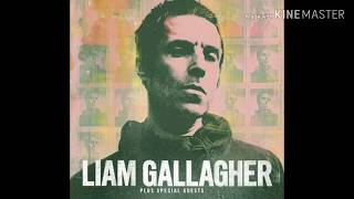 LIAM GALLAGHER - ONE OF US (lyrics)