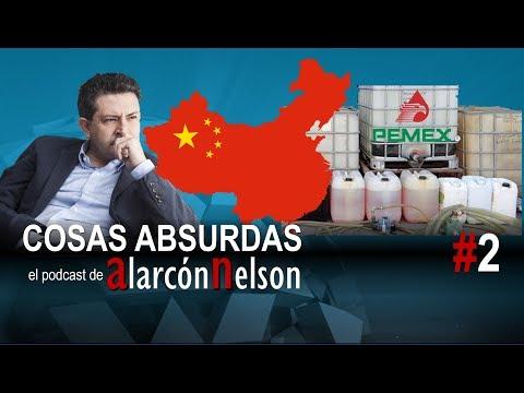 ▶ COSAS ABSURDAS #2 | Rafael Merchán 😪 | China necesita niños 🇨🇳 | Huachicoleo en Pemex 🇲🇽