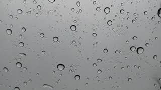 빗물방울과 빗소리
